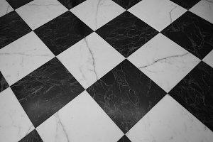 checkered floor texture background