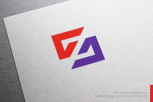 Abstract Letter S Logo