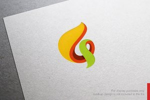 Abstract Letter G Logo