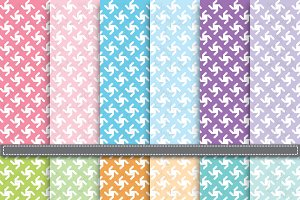 Houndstooth Digital Paper Pack