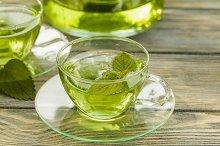 The Melissa tea