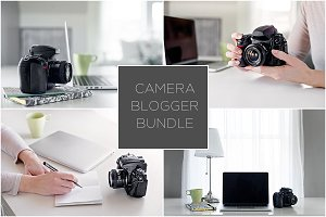 Camera Blogger Bundle