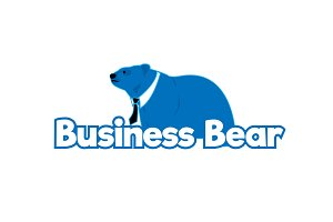 Business Bear Logo