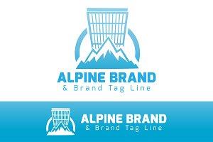 Alpine Brand Logo 2