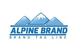 Alpine Brand Logo