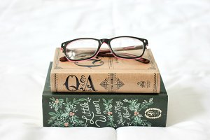 Books & Glasses