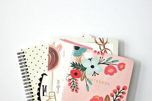 Stacked Stationery