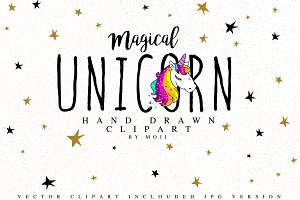 UNICORN,MAGICAL UNICORN