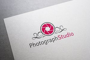 Photograph Studio Logo