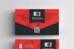 Creative Business Card 001
