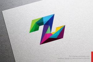 Color Letter Z Logo