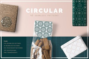 Circular Patterns Set