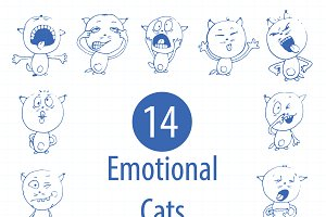 emotional cats