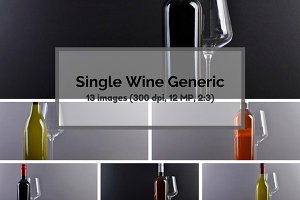 Single Wine Generic Bundle