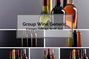 Generic Group Wine Bundle