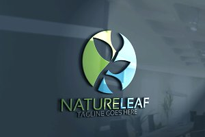 Nature Leaf Logo
