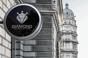 Diamond King Logo