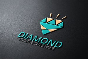 Diamond Logo Version 2