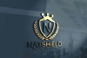 Nat Shield Logo