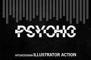 Psycho-Illustrator Action