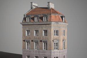 European tenement building 01
