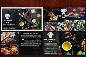 Foodtopia Presentation Template