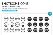 Emoticons Icons