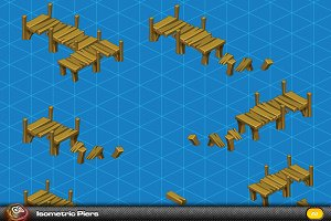 Piers Isometric Elements