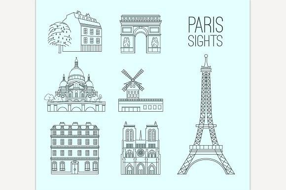 Paris Sights Set