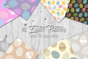 12 Easter Patterns