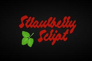 Strawberry Script