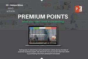 Premium Point Template