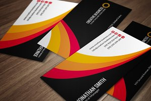 Corporate Bisiness Card CM034