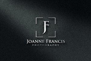 J F Logo Template