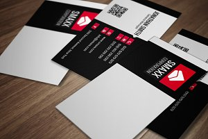 Corporate Business Card CM036
