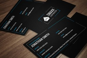 Minimal Business Card CM041