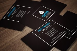 Minimal Business Card CM042