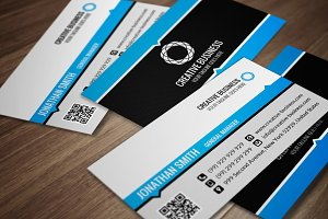 Corporate Business Card CM043