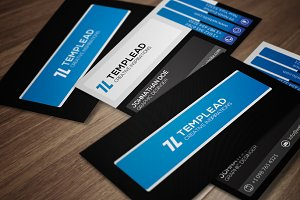 Corporate Business Card CM050