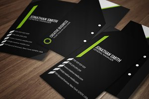 Corporate Business Card CM052