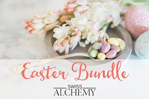 Easter Stock Image Bundle