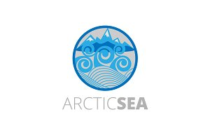 Arctic Sea Logo