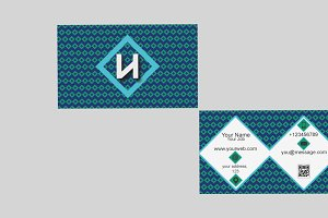 Sqdmdstrbc Business Card Template