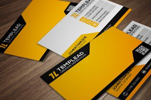 Corporate Business Card CM059