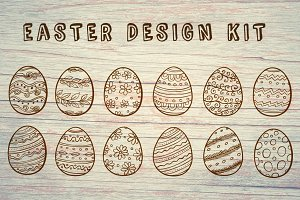 Decorative Easter Kit