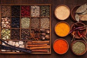 Spice set