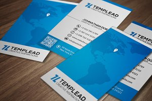 Corporate Business Card CM065