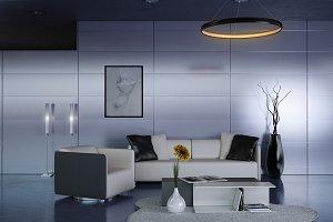 Office anteroom interior design