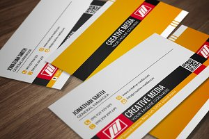 Corporate Business Card CM066
