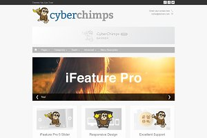 iFeature Pro WordPress Theme